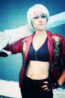 fem-Dante from DMC by Poduwka-2