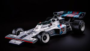 Lotus 72D Cosworth Custom Martini by nancorocks