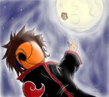 Tobi: Destination: Home by Sasu-chanxNaru-chan