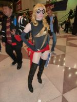 Ms Marvel by nx20