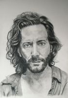 Desmond Hume - Lost by agusgusart