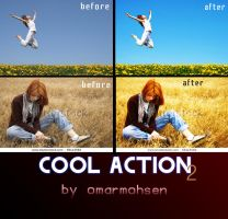 Cool Action 2 by omarmohsen
