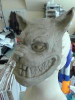 Cheshire cat by Psychopat6666