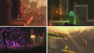 Rayman Legends - Exclusive leaked pictures ! by SquizCat