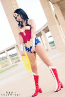 Wonder Woman. [04] by HiniTsuburagi