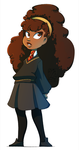 Hermione Granger by Mythorie