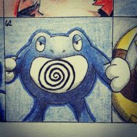 062. Poliwrath by mypokeart