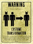 WARNING: SiP - Costume Transformation by Tesla51