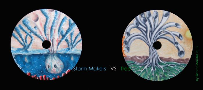 Tree Stormakers by ricmendes