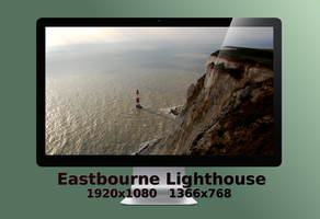 Lighthouse Wallpaper by miguelsanchez666