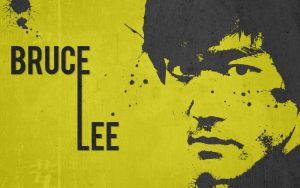 Bruce Lee by musanajam11