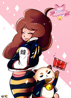 Bee and PuppyCat by Mr5star