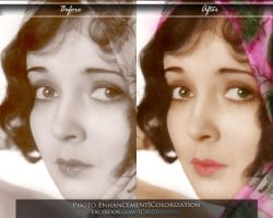 After n Before Created Photo Enhance/Colorization by ICMDesigned