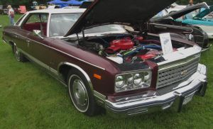 (1976) Chevrolet Impala Sport Sedan by auroraTerra