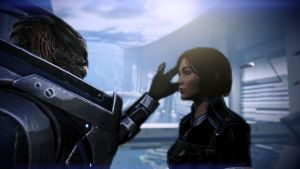 ME3: Garrus and Shepard:You are everything to me!! by CaptBuck98
