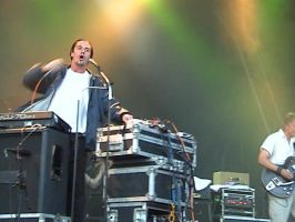 Mr Mike Patton by firstsecond