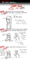 If i was Bella Swan meme by KaitouHyuuga
