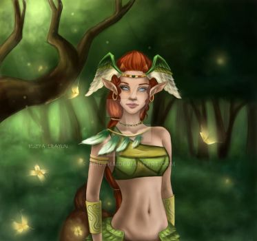 Enchantress by AMukha