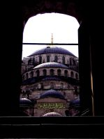 Blue Mosque by andresto