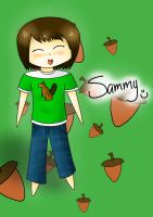 Drawing request Sammy by turquoiseted