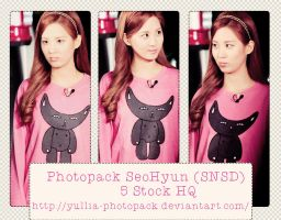 [ Photopack SNSD ] SeoHyun - By:Yullia by Yullia-Photopack