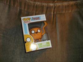 Funko POP! Adventure Time Jake The Dog by godofwarlover
