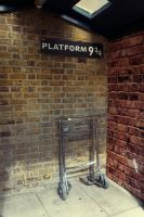 Platform 9 and 3 quaters by Ivyti