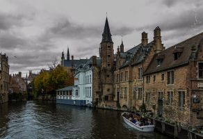 Medieval Waters by beyczy