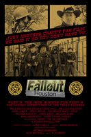 Fallout Houston part 3 poster by emptysamurai