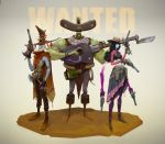 Mysterious Wild West by Niconoff