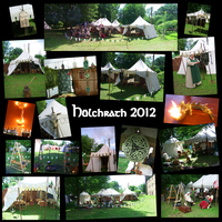 Medieval Camp Huelchrath 2012 by Siobhan68