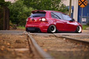 Volkswagen Golf V by tebidesign