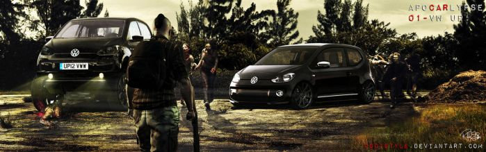 Volkswagen up! by Codistyle