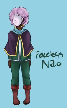 Faceless Nao by Remicarus