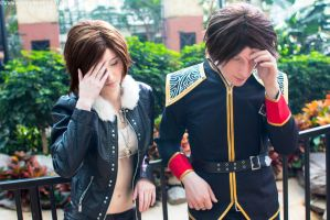 Katsucon 2016 - Squall Ball(PS) 10 by VideoGameStupid