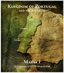 Civilization 5 Map: Portugal by sukritact