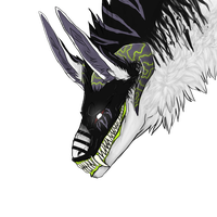 Pimped out Inks face :B by ZombieMutt13