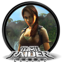 Tomb Raider: Legend (2006) - Icon by Blagoicons