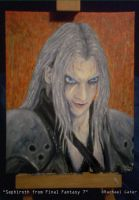 """""""Sephiroth"""" by OverlordMortiroth"""