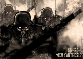 This is war by Kanthesis