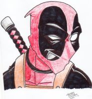 Deadpool where's the cheese by reignfire77