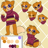 Sweater ref by NinjaHermit