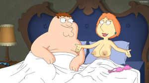Family Guy S12E05 Lois Griffin XL by 2ndChainMale