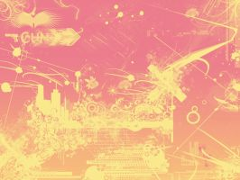 Abstract Vector background by Gunnage