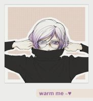 Tieria Erde. Warm me. by MaruGin