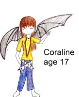 Coraline cloud by Taru5naru5
