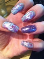 Foiled And Dazzling by Maijaelena