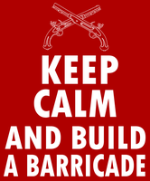 Build a Barricade by Party9999999