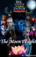 RotBTFD: The Moon's Light Book Cover by 2ne1kpoprockergirl