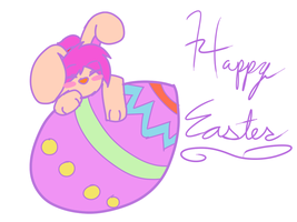 Happy Easter Yo~ by tinluva